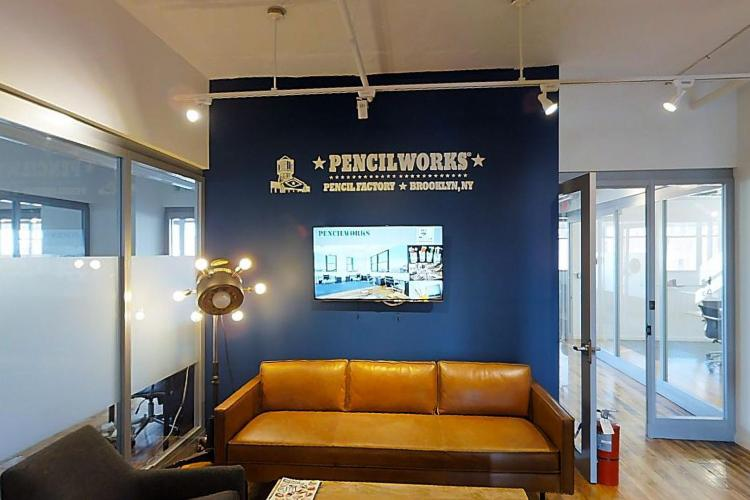 PencilWorks Co-Working Office