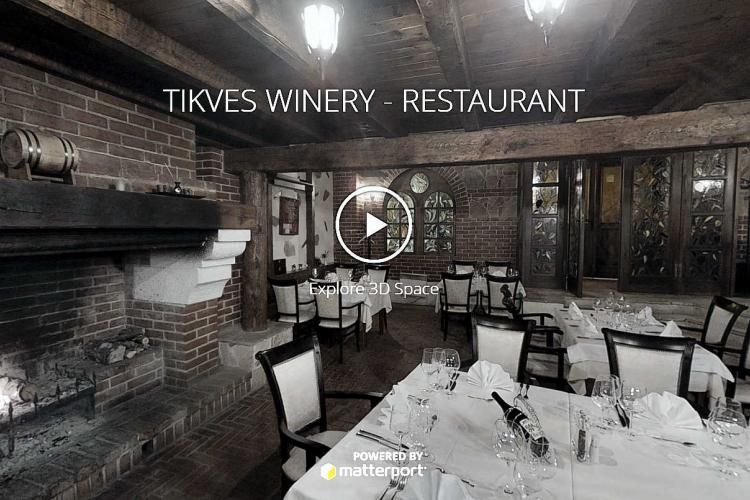 TIKVES WINERY - RESTAURANT